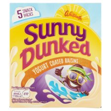 Sunny Raisin Yogurt Multipack 5X25g