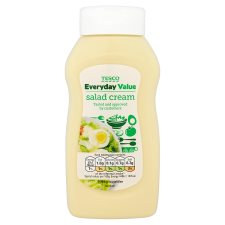 Tesco Everyday Value Salad Cream 520G