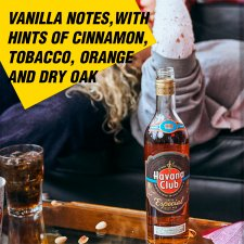 image 2 of Havana Club Anejo Especial Rum 70Cl