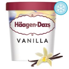 image 1 of Haagen-Daz Vanilla Ice Cream 460Ml