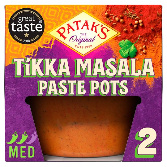 recipe: pataks tikka masala curry sauce [37]