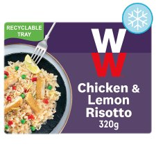 Weight Watchers Chicken Lemon Risotto 320G