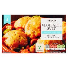 Tesco Vegetable Suet 200G