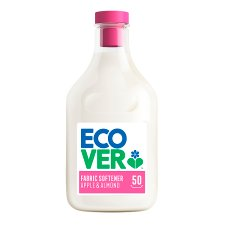 Ecover Softener Apple Blossom And Almond 50W 1.5L