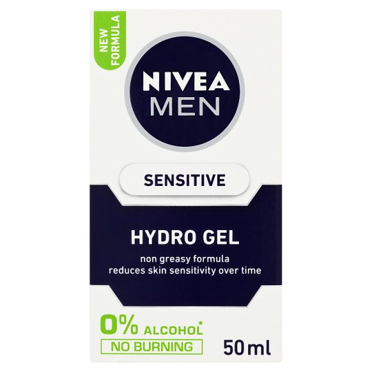Nivea For Men Sensitive Hydro Gel 50Ml