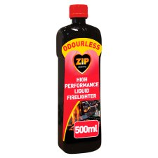 Zip Bbq Liquid Gel 500Ml