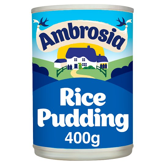 Ambrosia Creamed Rice 400G Tin