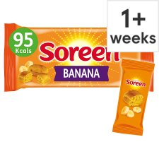 Soreen Banana Lunchbox Loaves 5 Pack