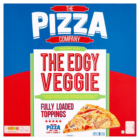 The Pizza Company The Edgy Veggie Pizza 783G