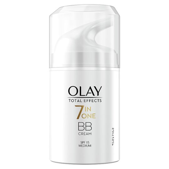 image 1 of Olay Total Effects Medium Dark Bb Cream 50Ml