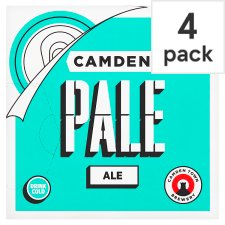 Camden Pale Ale Can 4 X 330Ml