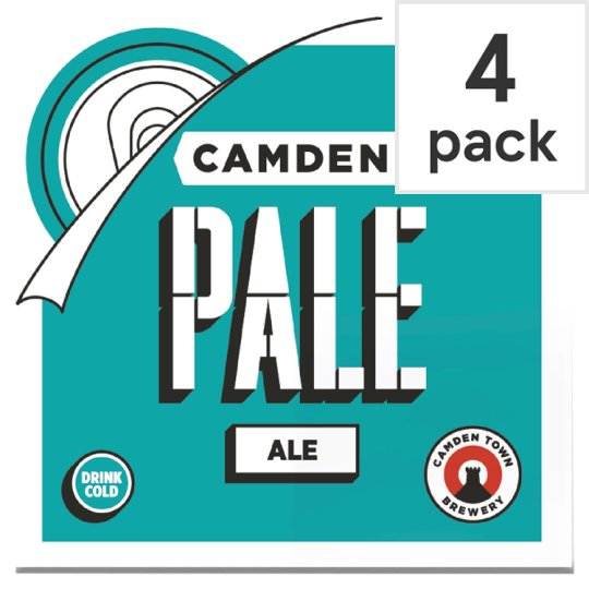 image 1 of Camden Pale Ale Can 4 X 330Ml