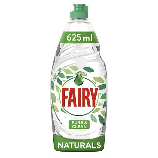 Fairy Pure Clean Washing Up Liquid 625Ml