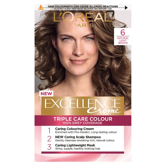 image 1 of L'oreal Paris Excellence 6 Light Brown