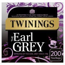 Twinings Earl Grey 200 Tea Bags 500G