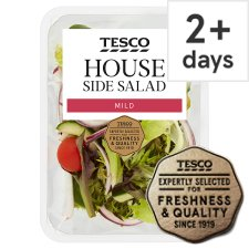Tesco House Salad 120G