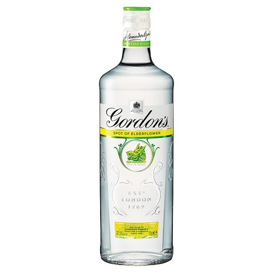 Gordon's And Elderflower Gin 70Cl