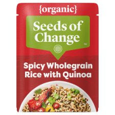 Seeds Of Change Spicy Quinoa And Wholegrain Rice 240G