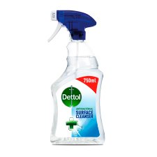 Dettol Surface Surface Cleanser Spray 750 Ml