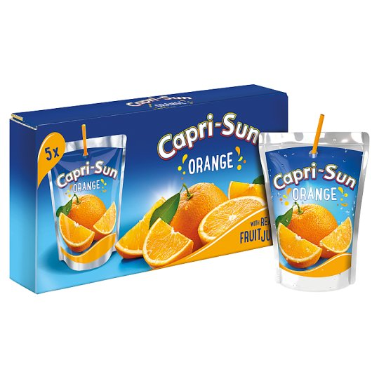 Capri Sun Orange 5X200ml