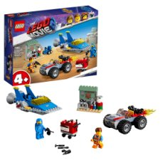 Lego Emmet And Benny Vehicles 70821