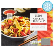 Tesco Chicken Chow Mein 375G