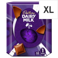 Cadbury Dairy Milk Extra Large Easter Egg 515G