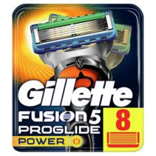 Gillette Fusion Proglide Power Razor Blades 8 Pack