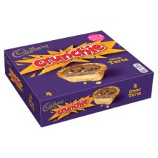 Cadbury Crunchie Tarts 4 Pack