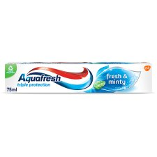 Aquafresh Freshmint Toothpaste 75Ml