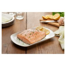 image 2 of Tesco Boneless Half Salmon Side 500G