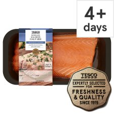 Tesco Boneless Half Salmon Side 500G