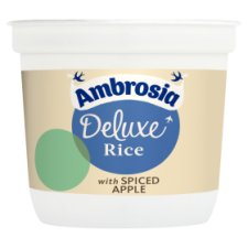 Ambrosia Deluxe Rice Spiced Apple 110G