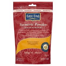 East End Ground Turmeric Powder 300G