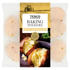 image 1 of Tesco Jacket Potatoes 2.5Kg