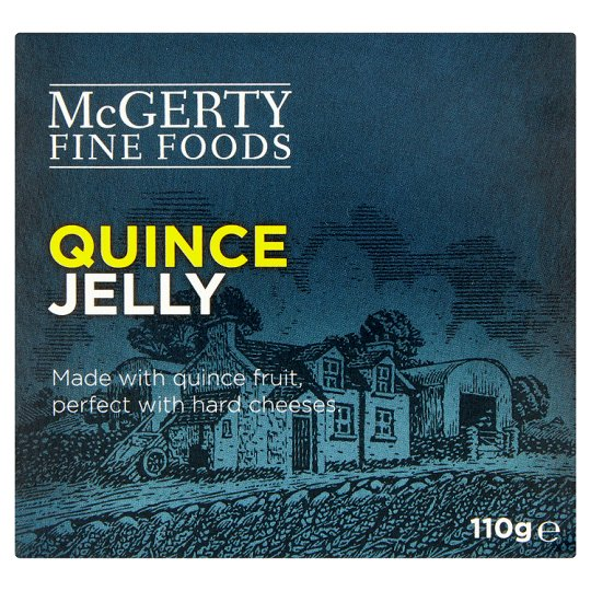 Mcgerty Fine Foods Quince Jelly 110G