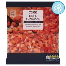Tesco Diced Tomatoes 500G