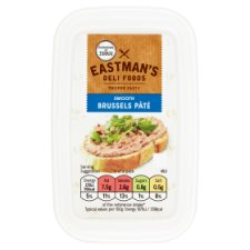 Eastmans Brussels Pate 175G