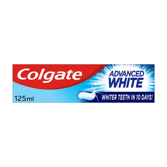 image 1 of Colgate Advanced White Toothpaste 125Ml