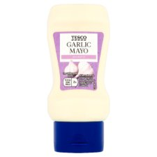 Tesco Garlic Mayonnaise 250Ml