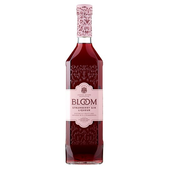 image 1 of Bloom Strawberry Cup Gin Liqueur 70Cl
