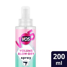 Vo5 Plump It Up Amplifying Blow Dry Lotion 200Ml