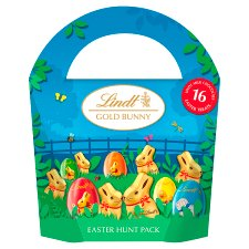 Lindt Gold Bunny Hunt Pack 160G
