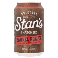 Thatchers Stans Barrel Roller 330Ml