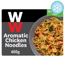 Weight Watchers Aromatic Chicken Noodles 400G