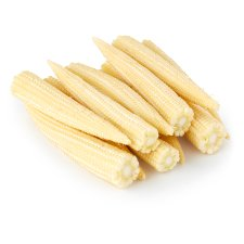 image 2 of Tesco Organic Baby Corn 125G