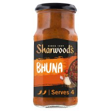 Sharwoods Bhuna Medium Sauce 420G