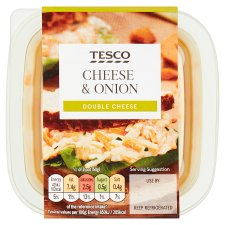 Tesco Cheese And Onion Sandwich Filler 270G