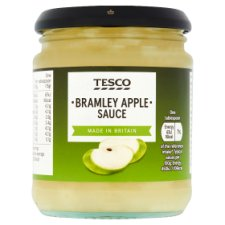 Tesco Bramley Apple Sauce 270G