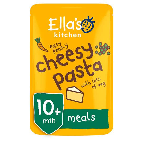 Ella's Kitchen Cheesy Pasta 190G
